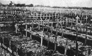 M A 1918 Cemetery